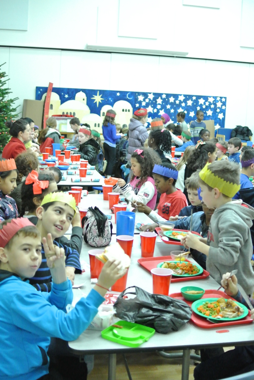 Christmas lunch 2015-39