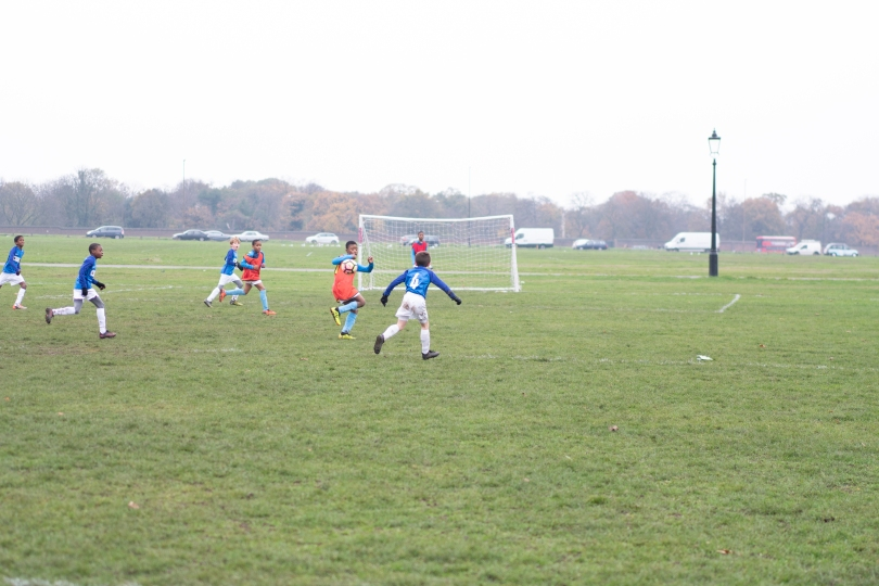 Football Blackheath November 2018-2